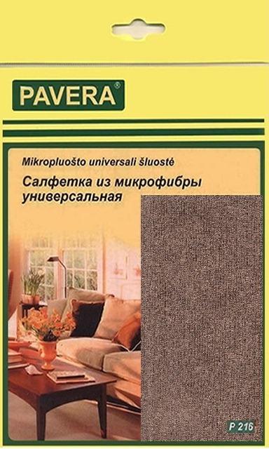 Салфетка из микрофибры универсальная арт.P216
